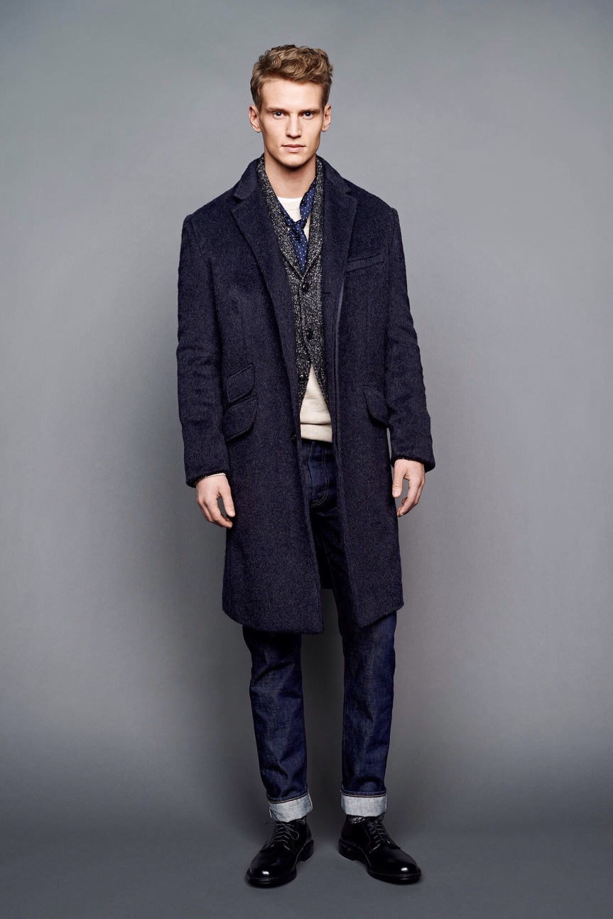 J. Crew for Fall 2015 – Menswear